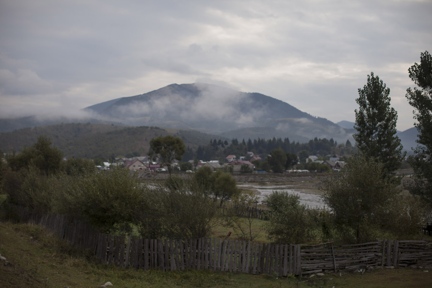 The village of Kolochava used to be home to a a few hundred Jews, living in wooden houses by the river. It all came to an end on a bright morning in late May 1944, when a column of Hungarian gendarmes drove into the village, with orders to take all the Jews away.