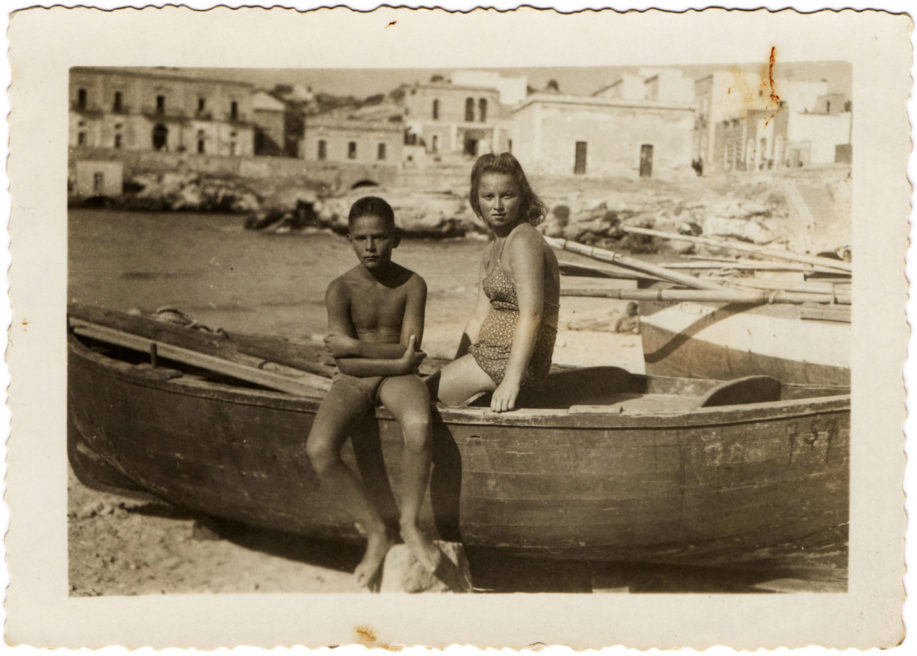 Jewish Refugees in Salento, </br>1945-1947