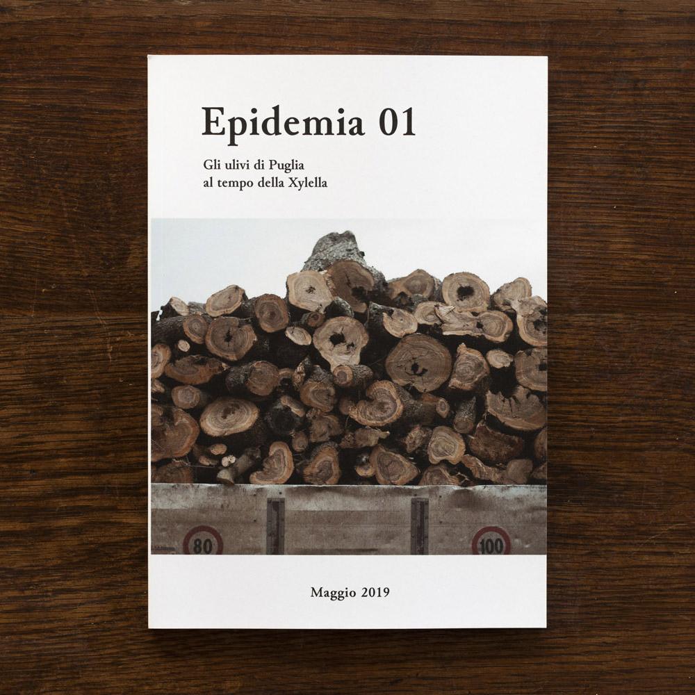 Epidemia 01: Gli ulivi di Puglia al tempo della Xylella. (May 2019) link
