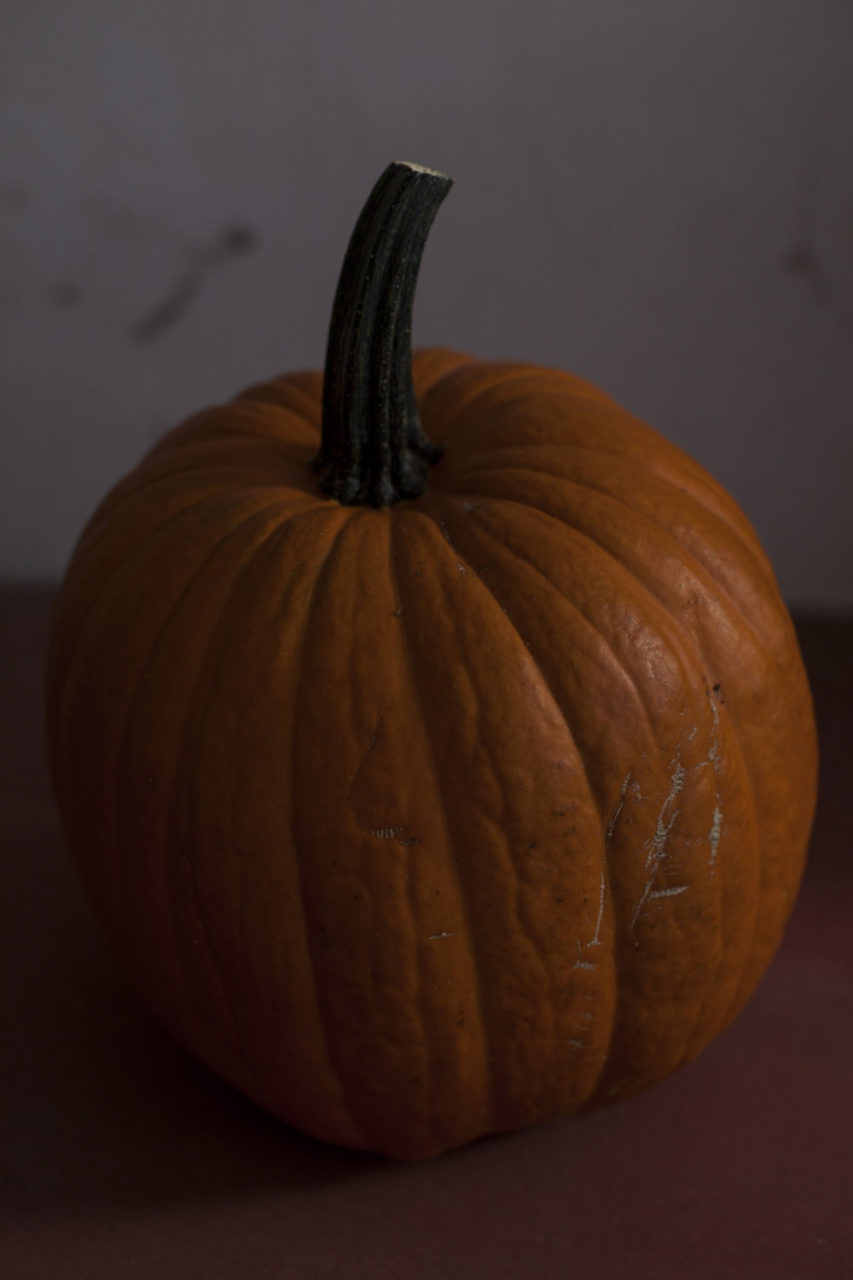 One of Salvatore Sergi's pumpkins. (2019)