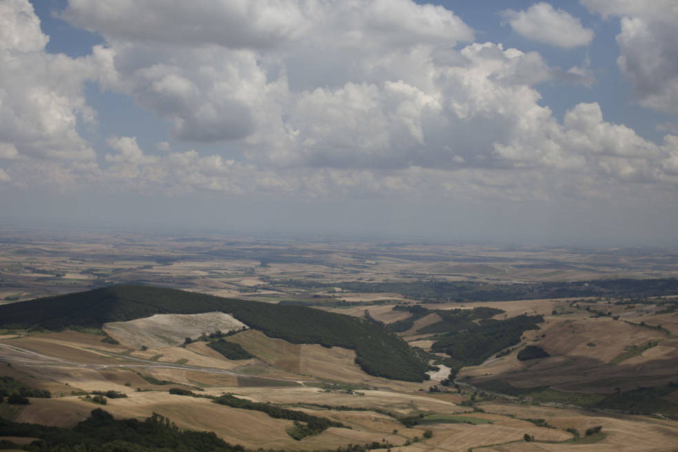 Wheat production </br>in Puglia and Basilicata